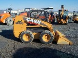 Skid steer loader Case Sr200