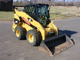 Skid steer  Caterpillar 262c
