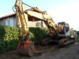 Escavatore Fiat Hitachi fh 220