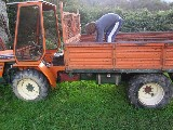 Motocoltivatore Goldoni Transcar 55 cv