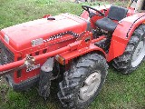 Trattore Carraro  Cross country 35