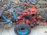 Motocoltivatore Nibbi G519 artiglio e