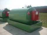 Cisterne serbatoi  Gasolio nuovi numak
