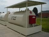 Cisterne  Gasolio 9000 lt. numak