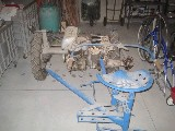Motofalciatrice Bcs Cv 13