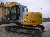 Escavatore New holland Cingolato e145