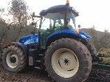 Trattore New holland  Tsa 135 full optional