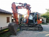 Escavatore  Hitachi zaxis zx130 traiplice