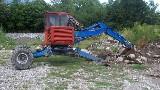Escavatore  Kamo q 45