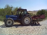 Trattore New holland  110-90