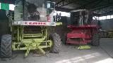 Mietitrebbia Claas 98 shl