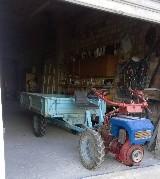Motocoltivatore Lombardini Nibbi 14cv