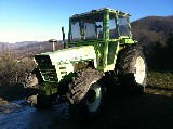 Trattore forestale Agrifull 90 turbo