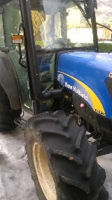 Trattore New holland  T4020