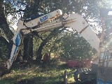 Escavatore  Nissan s30