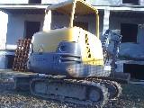 Escavatore Volvo Ec25c