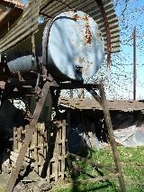 Cisterna  12 hl per gasolio