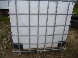 Cisterne plastica  1000 litri