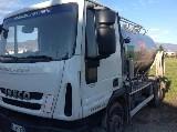 Camion  Eurocargo 100/22 e 5 iveco