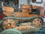 Trattore cingolato Fiat 312c
