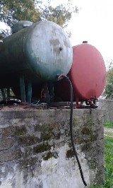 Cisterne gasolio  1000 litri
