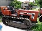 Trattore cingolato Fiat 70-65