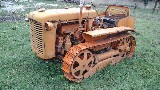 Trattore cingolato Fiat 18/25 a petrolio