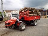 Motoagricola Goldoni Transcar 70 sn