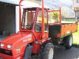Motoagricola Goldoni Transcar w 40