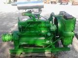 Motore John deere 6 cilindri 120 cv