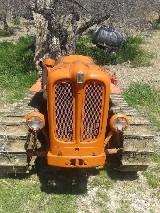 Trattore cingolato Fiat 352 montagna
