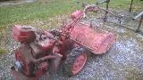 Motocoltivatore d'epoca  Moto guzzi
