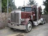 Truck  Peterbilt 359 americano