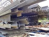 Strutture in ferro zincato  400-600-1000 m2