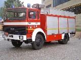 Camion polisoccorso pronto intervento  Iveco 120.25 4x4