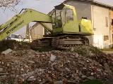 Escavatore  H 100 hidromac