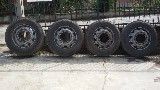 4 pneumatici  Pirelli 315/75 r24.5
