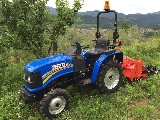 Deleks  Sl-20 20cv 4x4 solis - motore mitsubishi