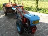 Motocoltivatore Nibbi G519
