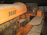 Trattore cingolato Fiat 312 c