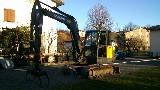 Escavatore Volvo Ec55c