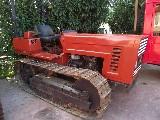 Trattore cingolato Fiat 765