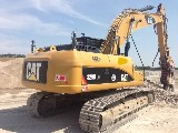 Escavatore caterpillar  329 dln