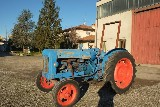 Trattore d'epoca Fordson major 1952-1958