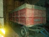 Rimorchio  Agricolo 5 x 2 metri