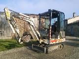Escavatore  X320 bob cat