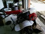 Motozappa  Honda f560
