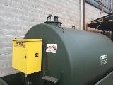Cisterna  Savi 9000 litri nuova