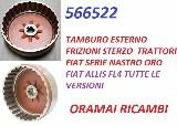 Tamburo esterno frizioni sterzo Fiat 355c 455c 505c 555c 605c
