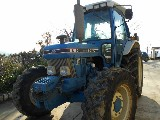 Trattore Ford  New holland 6410
